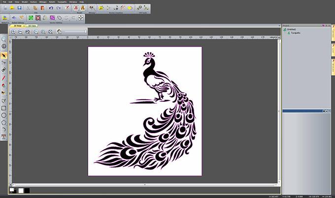 CNC Software For Artistic Applications - ArtCAM