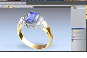 Delcam offers free jewellery design software at Spring Fair ArtCAM