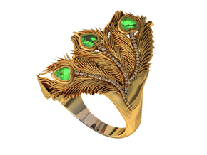 Delcam's new ArtCAM JewelSmith for complex jewellery design