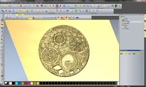 Delcam's ArtCAM used in recreating the Cheapside Hoard | ArtCAM News