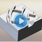 3D Vortex for Delcam for SolidWorks