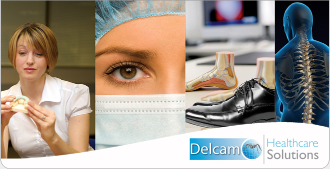 Delcam Healthcare Solutions