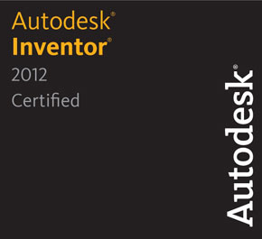 Featurecam Autodesk inventor 2012 認證產品